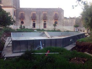 Vendita piscine prefabbricate offerta costruzione for Piscine in offerta